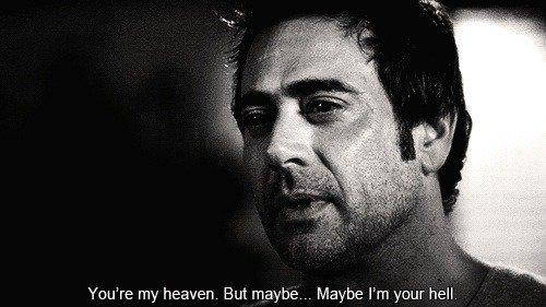 """""""Te vagy a Mennyországom… De lehet, hogy én a poklod vagyok"""""""