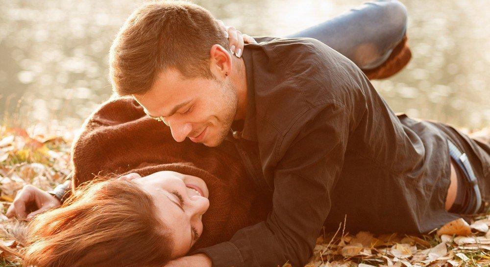 A szerelmet nem keresni, hanem felvállalni kell