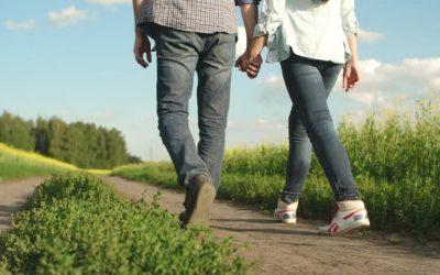 Tudod-e kísérni az útján a Férfit, akit szeretsz?