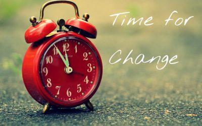 Minden válság a változás szükségességét mutatja